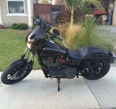 I like how this harley davidson Dyna looks with the fairing