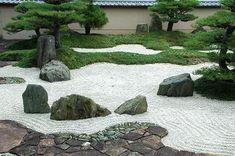 重森三玲の庭園:北野美術館 : 日本庭園的生活