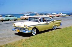 prova275:  More San Francisco… new 1957 Fairlane 500 hardtop