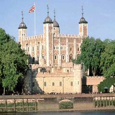 """Tower of London. LondonTicketsInternational.com This is where the Crown Jewels are kept. It also includes, """"The White Tower"""", """"The Bloody Tower"""", and """"The Traitor's Tower"""" all of which are over 900 years old."""