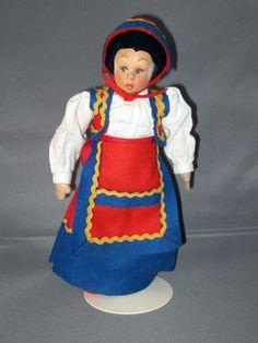 Lenci Sardegna Desulo Girl  #310/91  1930's