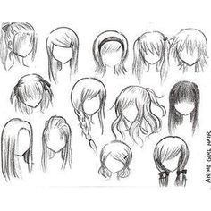 Anime Hairstyless - Story | Get More Stories at Quizilla
