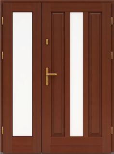 Drzwi wejściowe zewnętrzne: Premium dwudzielne - Producent okien i drzwi - Stolbud Włoszczowa | 2017