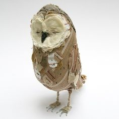 This little owl by Abigail Brown is simply wonderful!