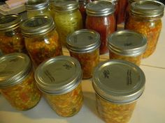 Canning With Stevia