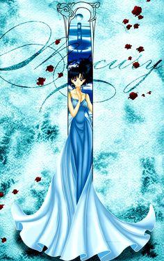 SAILOR MOON / Sailor Mercury