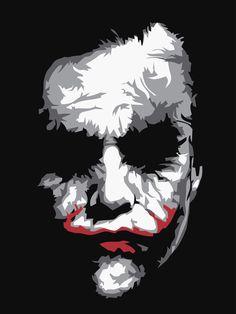 ArtStation - Heath Ledger Tribute, Mohammad Nidal K M Heath Ledger Joker Wallpaper, Batman Joker Wallpaper, Joker Iphone Wallpaper, Joker Wallpapers, Animes Wallpapers, Joker Ledger, Joker Stencil, Joker Painting, Joker Drawings
