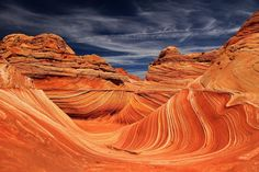 Chakarin Wattanamongkol - Photographer.   Story Behind:  It was an all-or-nothing situation. In order to get the permit to enter Coyote Buttes North I had to go to the ranger's station and enter a lottery. Going to the lottery meant that I had to cut some other places from my itinerary, but I knew I couldn't miss out on this opportunity...  Read more - http://humantheme.com/post/29345679137/chakarinwattanamongkol