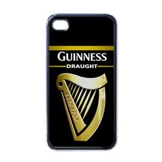 Apple iPhone Case - Guinness Beer Logo - iPhone 4 Case Cover