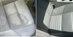 #CleaningFabricSeatsinCar how to clean fabric seats in car