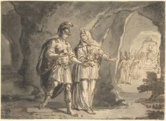 Book VI The Lady of Cumae escorts Aeneas to the entrance to the Underworld