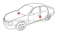 How to find your car's paint code