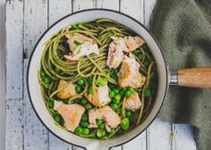 Salmon is a good source of protein and supports muscle recovery. It is also rich in omega 3 oils which, along with the basil, provides anti-inflammatories that support recovery. The vegetables contribute towards 5-a-day. The wholewheat pasta is a complex carbohydrate which replaces glycogen and lost energy. Benefits: Post exercise refuelling.