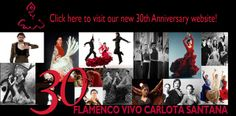 Flamenco Vivo Carlota Santana is one of the nation's premier flamenco and Spanish dance companies celebrating our 30th Anniversary Season. We believe that the universal spirit of flamenco, a multicultural art form, has the power to build bridges between cultures and inspire audiences from diverse backgrounds. Artistic Director Carlota Santana leads this company of energetic dancers and musicians.