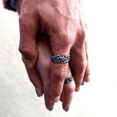 His Till Death Do Us Part Ring Lovers Collection Valentine's Day  Ladies for Your Dude