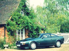 Automóviles8090: Aston Martin V8 Zagato 1986
