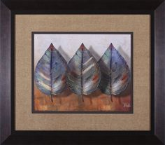 Three Amigos II by Patricia Pinto Framed Painting Print