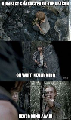 The Walking Lulz: The Internet's Best Memes And GIFs From The 'Walking Dead' Episode Six