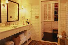 Kristen Panitch Interiors {Vanity for Main Bath}