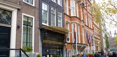 Hotels in Amsterdam – The Convent Hotel. Hg2Amsterdam.com.
