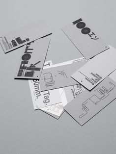 Build / Takeo / Paper Tags / Printed Matter / 2006