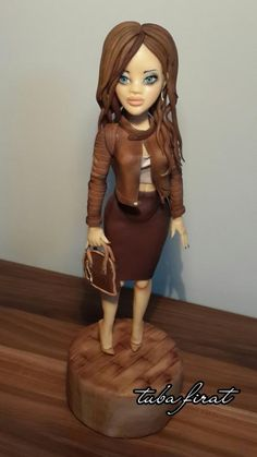 She's cool - Cake by Tuba Fırat