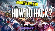 Marvel Future Fight is an adventure game with lots of marvel heroes. It is free to play, and you can download it by Google playstore for mobile. In the game, gold and crystals are used for many tasks.  The gold is mainly for upgrading the skills of your heroes, so you must collect it. Crystals are for unlocking new outfits for superheroes. This Marvel Future FIght hack tool is giving us the right speed for collecting currency. The tool is 100 % secure and also fully virus-free for your… Marvel Future Fight, Adventure Game, Free To Play, Marvel Series, Hack Tool, New Outfits, Cheating, Have Fun, Hacks