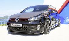 Volkswagen Golf GTI Black Dynamic: 360 CV con mucho ruido