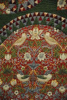 ❤ =^..^= ❤   William Morris in Quilting: Tokyo Quilt Festival Part 1