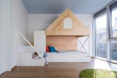 Detská izba pod stromom, Bratislava   RULES Architekti