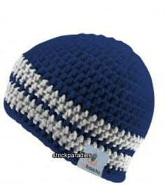 MyBoshi Mütze.TREND ! Nr.12 von Strick-Insel auf DaWanda.com