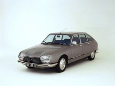 Citroën GS Pallas  Mijn vader had een witte!