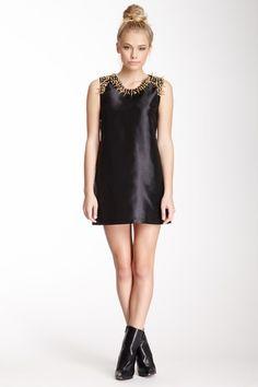 Spiked Tunic Dress by Meghan Fabulous on @HauteLook