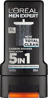 250ml Brilliant Lynx Body & Hair Shower Gel - Pack Of 2 Durable Service Sport Blast
