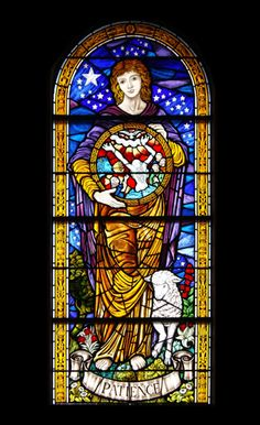 St. Anne's Cathedral, Belfast, by by Ann Smyth, Stained Glass Artist