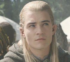 Legolas has his eye on you...