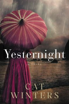 Yesternight by Cat Winters. We read this in book club. I really liked the book but in the end, I found myself wanting to know more about Janie.