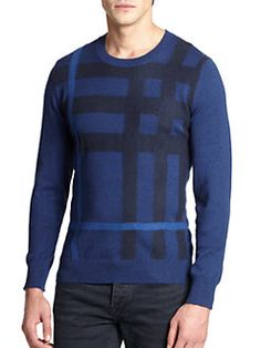 Burberry Brit - Royston Check Sweater