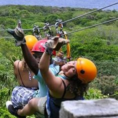 Roatan - Caribbean, go for a swing