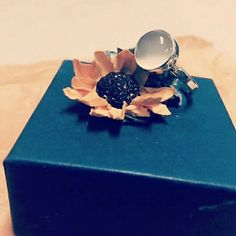 Moonstone #silver925# wedding # ring