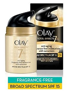 Olay Total Effects 7-in-1 Anti-Aging UV Moisturizer with SPF 15 ** Read more reviews of the product by visiting the link on the image.