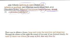 ▶ 2012 GCSE Latin Pliny Ghosts 3 - YouTube