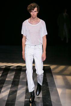 Sandro Spring 2016 Menswear Fashion Show