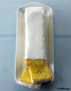Cake au citron pour 8 personnes - Recettes Elle à Table