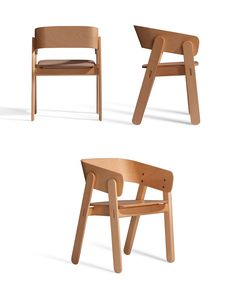 Our first collaboration with the brand Capdell was launched at the last Milan Furniture Fair.Polo chair with a fresh and fun look that is characterized by flat feet and construction details with a Scandinavian flavor.The different pieces can be combined… Milan Furniture, Kids Furniture, Furniture Design, Creative Studio, Wood Chair Design, Scandinavian, Stool, Product Launch, Inspiration