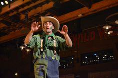 Spectacle la Légende de Buffalo Bill... avec Mickey et ses amis ! - 2015