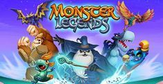 Monster Legends Hack - Get up to 1.000.000 Free Gems using our Monster Legends Free Resources Generator, No download required!