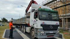 We provide efficient and effective #truckhire services at affordable prices in #Melbourne.