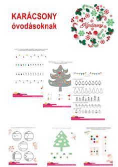 December az év egyik leggyönyörűbb időszaka. Ez a csomag a hónap legnagyobb ünnepéről, a karácsonyról szól. Ebben az időszakban bizony sok a tennivalónk, így ezzel a csomaggal szeretnénk egy kis terhet levenni az óvodás és kisiskolás korosztállyal foglalkozó pedagógusok válláról, illetve segíteni azoknak a szülőknek, akik minőségi időt szeretnének tölteni a gyermekükkel az ünnepi időszak alatt is. Advent Calendar, Holiday Decor, Home Decor, Decoration Home, Room Decor, Advent Calenders, Home Interior Design, Home Decoration, Interior Design
