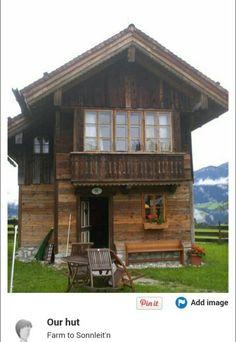 Salzburg Cabin Alps